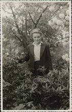 Photo: Stanisława Dąbrowska (*1920, +2002) - córka Karola Dąbrowskiego i Izabeli z.d. Rauth.