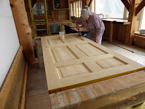 Photo: Mom urethan's a door.