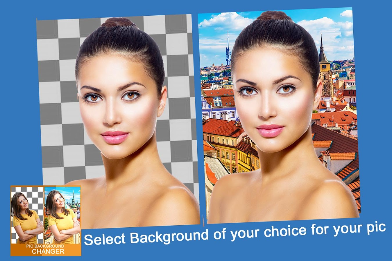 Background image remover - Photo Background Remover Screenshot