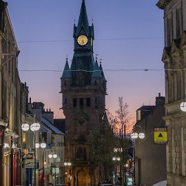 Main Street by Aldi Daldi - City,  Street & Park  Street Scenes