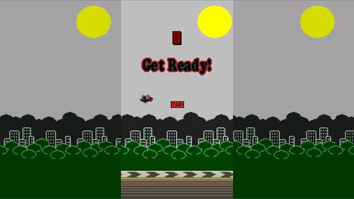 Flappy Crow Bird Free