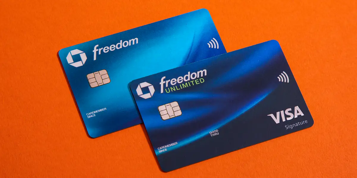 Freedom Unlimited® Credit Card - How to Order and Apply Online