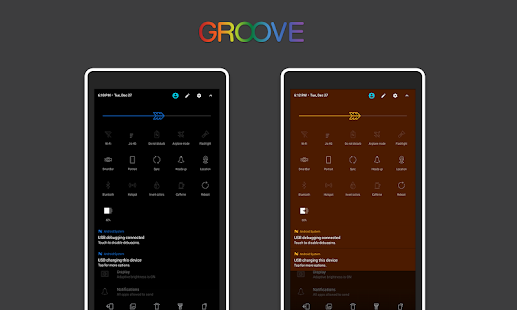 [Substratum] Groove Theme Screenshot
