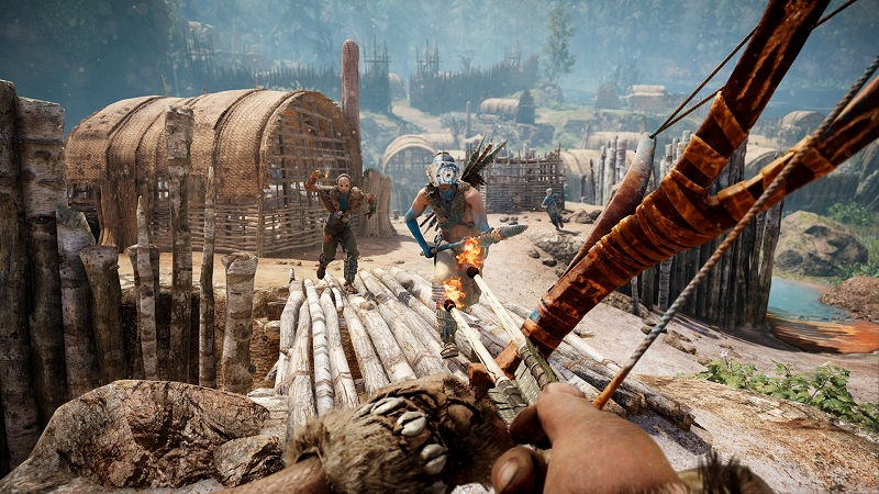 Image result for double bow in far cry primal