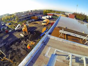 Photo: Visite de chantier (25.09.2014)