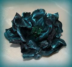 Photo: Цветы из ткани