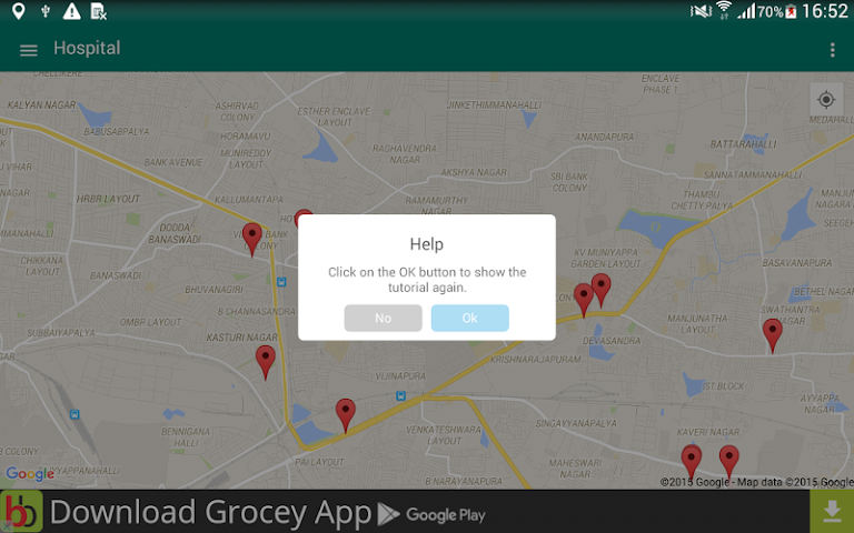 android Around Me - Places (Search) Screenshot 20