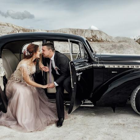 Wedding photographer Yuliya Platonova (JuliaPlatonova). Photo of 13.03.2018
