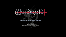 Wandroid #1 - ORDEAL FROM THE MAD OVERLORD -のおすすめ画像1