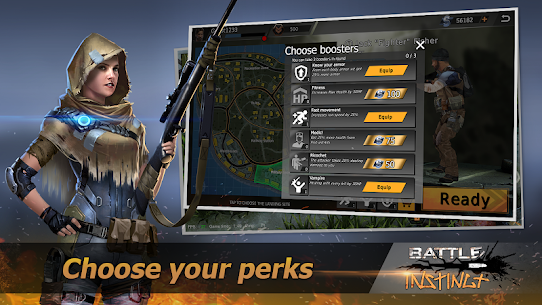 Battle Instinct v2.62 (Mod Money) APK 2