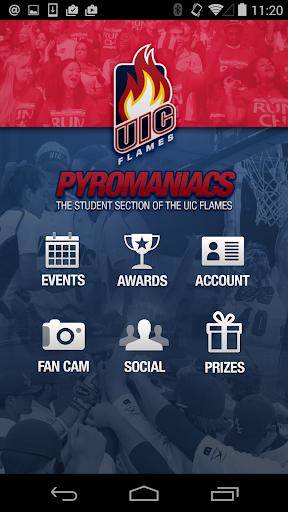 UIC Pyromaniacs App