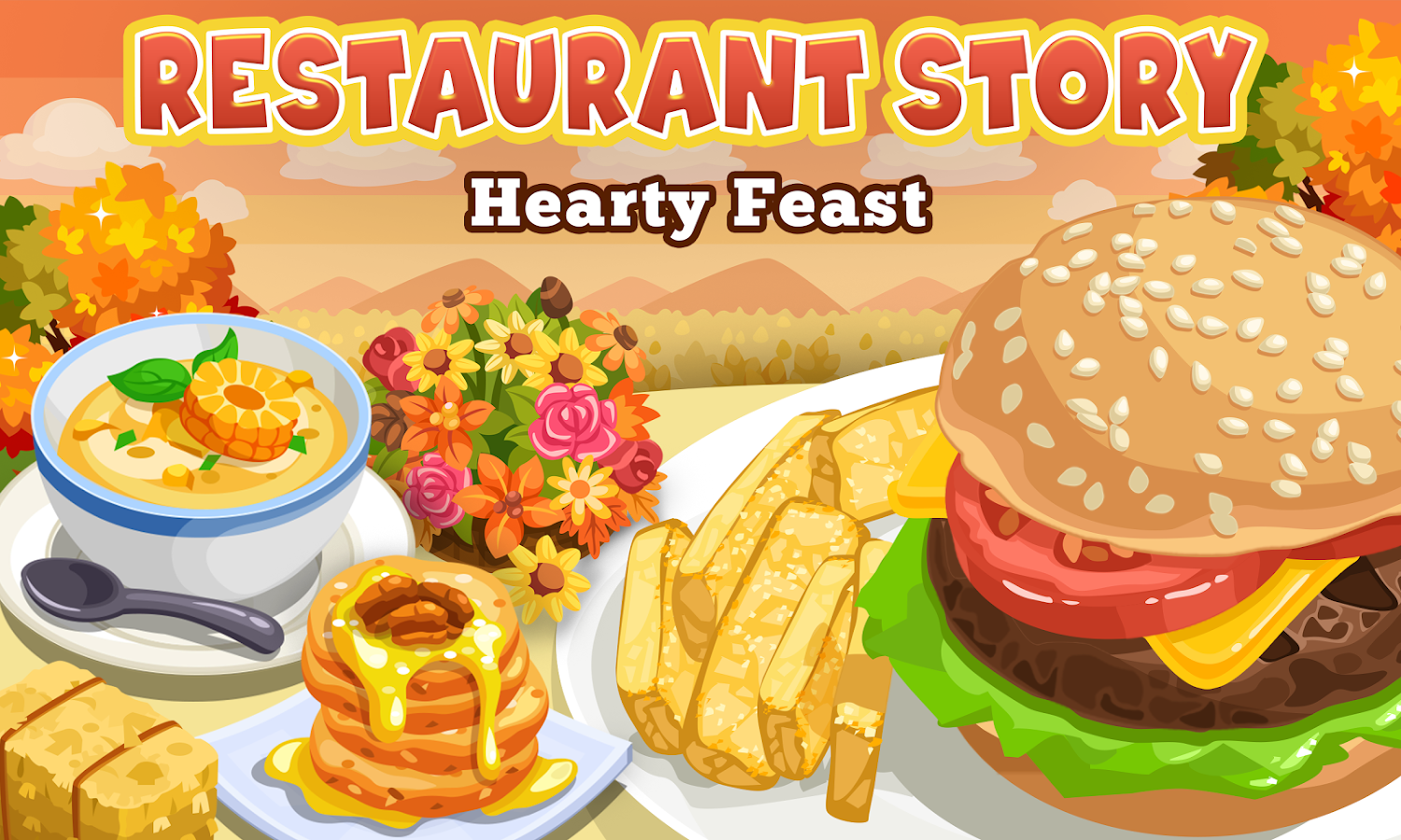 restaurant story hearty feast android apps on google play restaurant story hearty feast screenshot