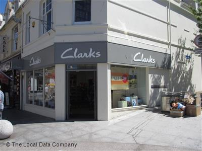 On Street Shops Clarks Bank In 1ax Newquay Cornwall Shoe Tr7 ZvFEqEd