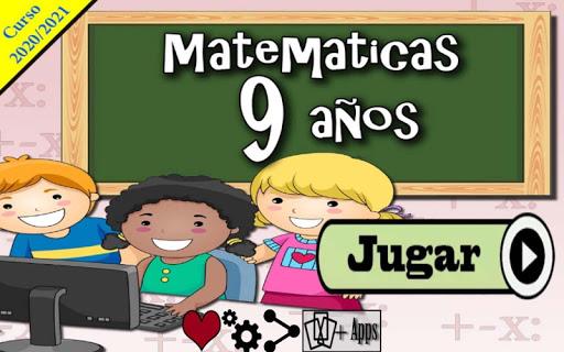Matemáticas 9 años  screenshots 1