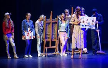 Photo: Code Monet - FluXus musical - fotografie Frank van der Park
