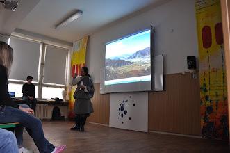 Photo: Den pro Tibet (učebna výtvarné výchovy, čtvrtek 7. březen 2013).