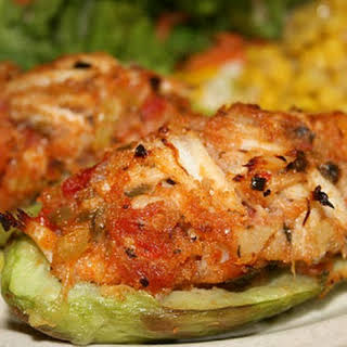 Shrimp And Crab Stuffed Chicken Recipes.