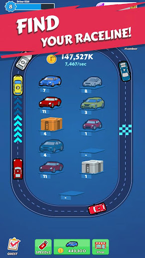 Merge Real Cars - Idle Car Tycoon apkdebit screenshots 9