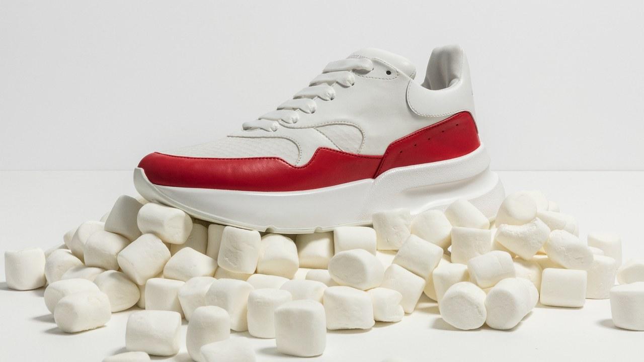 Giá tiền của giày Alexander Mcqueen