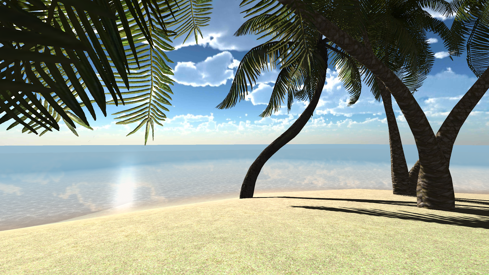 VR Beach Experience- screenshot