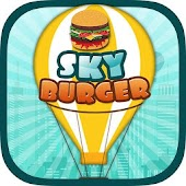 Sky High burger building Mania