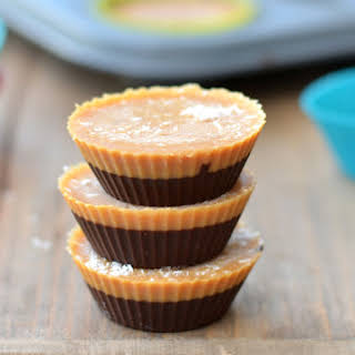 Healthy Peanut Butter Cups.