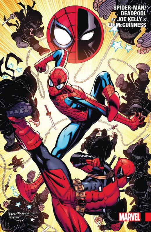 Spider-Man/Deadpool by Joe Kelly & Ed McGuinness (2018)