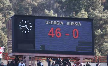 Photo: European Nations Cup 2012, Gogita Bukhaidze and Zurab Kurtsikidze photo reportage