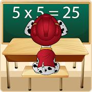 Matemáticas Patrulla Canina