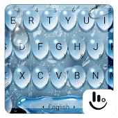 Raindrop Keyboard Theme