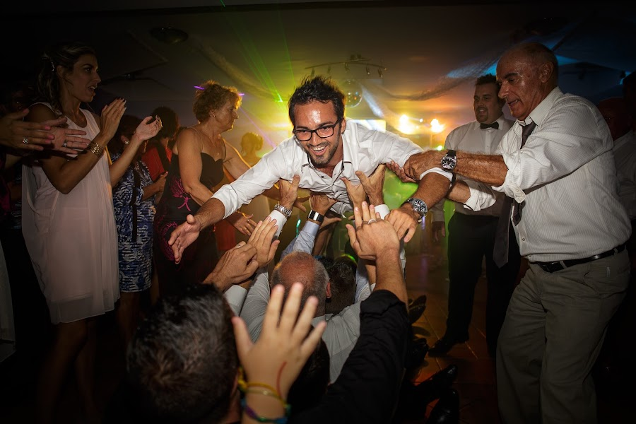 Wedding photographer David Pommier (davidpommier). Photo of 18.10.2015