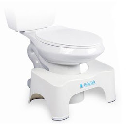 Taburet fiziologic WC impotriva constipatiei si hemoroizilor, ALB