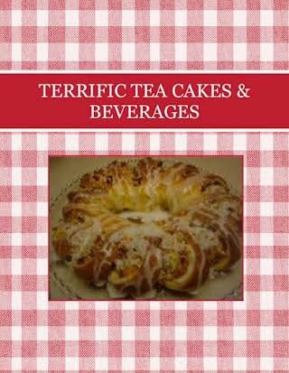 TERRIFIC  TEA CAKES & BEVERAGES