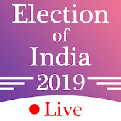 Live News,Poll Results Of India Election : 2019 Android APK Download Free By Elections Results