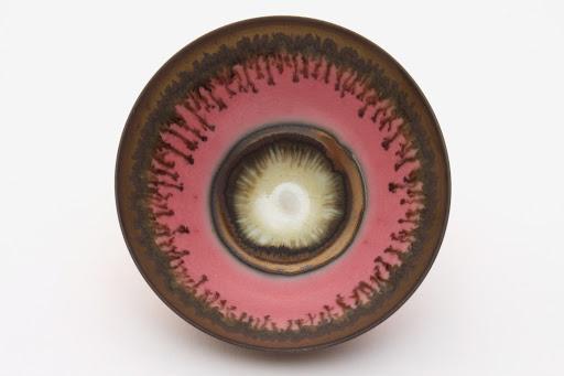 Peter Wills Ceramic Bowl 068