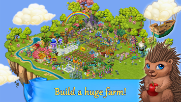 Screenshot of Fairy Farm