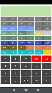 App CONVERCAL - Calculadora - Conversão APK for Windows Phone