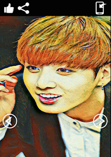 Jungkook BTS Wallpaper - náhled