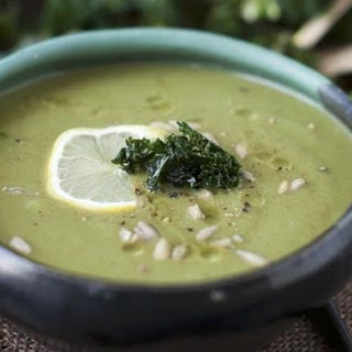 Weight Watchers Celeriac & Spinach Soup
