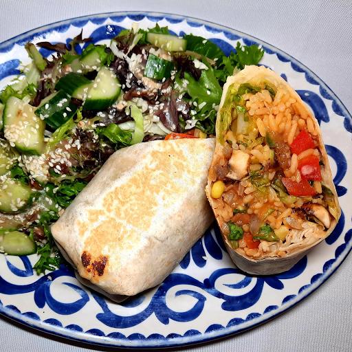 Burrito (Vegan Options)