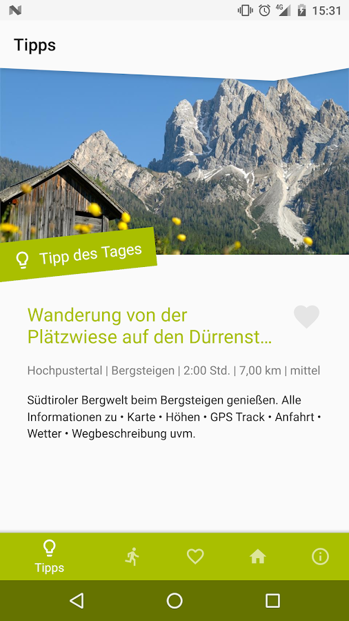 Alto Adige Guida- screenshot