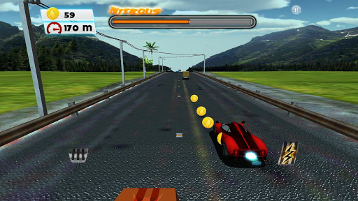 Top Speed Racing Game