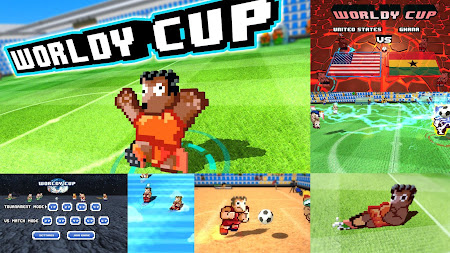 Worldy Cup -Super power soccer 1.0979 screenshot 1904639