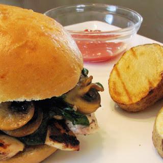 Grilled Mediterranean Chicken Sandwich