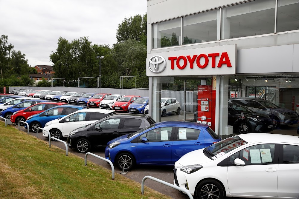 Toyota rated world's most valuable car company