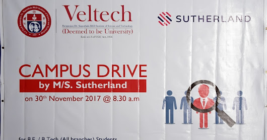 Campus Drive by Sutherland