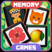 Tải Brain Memory Matching Game Picture Match Arasan miễn phí