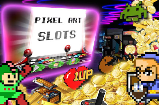 Retro Games - Slot Machine