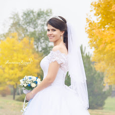 Wedding photographer Anastasiya Likhodey (LAN27). Photo of 17.11.2017