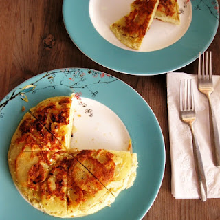 The Spanish Omelet.